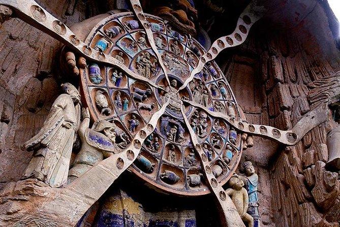 Chongqing Private Tour: Full Day to Dazu Rock Carvings and Ciqikou Old Town, Chongqing, CHINA
