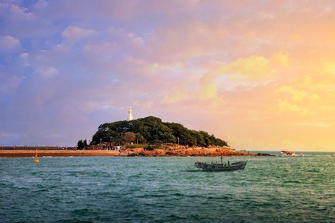 Private Day Tour of Qingdao City Highlights Including Lunch, Qingdao, CHINA