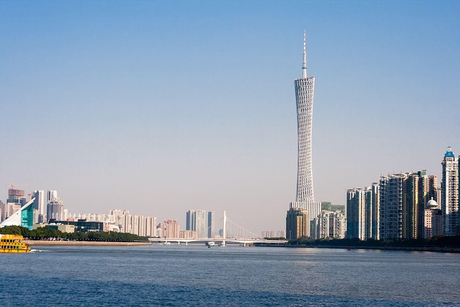 Guangzhou Private Tour: Canton Tower and Qianping Market, Canton, CHINA