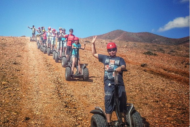 2-hour Segway Tour around La Pared in Fuerteventura, Fuerteventura, ESPAÑA