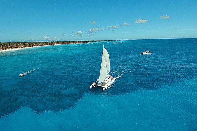 MÁS FOTOS, Crucero Prestige en catamarán Quetzal hacia Isla Saona