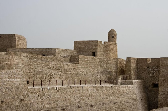 Enjoy a half day tour to discover Bahrain's heritage. This tour covers some important heritage sites such as the Bahrain Fort (Qal'at Al Bahrain) which has a UNESCO World Heritage status.