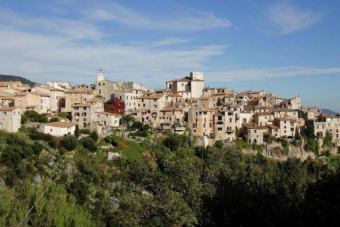Excursión de día completo para grupos pequeños a los pueblos medievales de la Riviera Francesa desde Niza, Niza, FRANCIA