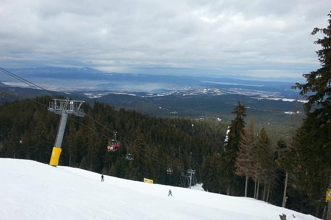 Private Day Trip to the Rila Mointain for Winter Sports from Sofia, Borovets, Bulgaria