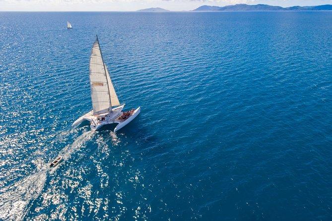 2-Night Whitsunday Islands Sailing Adventure on Trimaran 'Avatar', Airlie Beach, AUSTRALIA