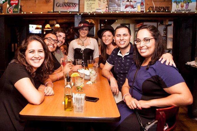 Haunted San Antonio Ghost and Pub Walking Tour, San Antonio, TX, ESTADOS UNIDOS