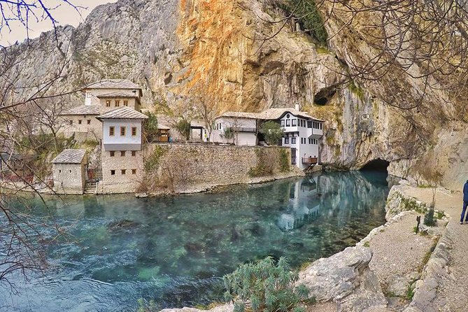 Discover Herzegovina day tour is a unique experience. Makes you discover several locations worth seeing, exploring, and talking to your friends about. This 8-hour tour which have six stops during you can see some spectacular view points, incredibly beautiful places, historical monuments. Maximum number of travelers who can participate is 12.