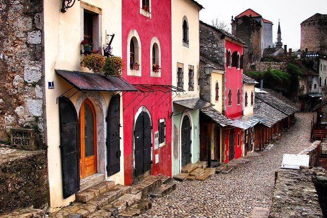 Walking trough the streets of Mostar takes you on a 500 year long journey condensed into a tour in which you get to see history unfold in front of your eyes.