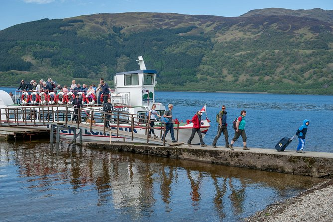 For spectacular views across the National Park, take an exhilarating hike up Ben Lomond on the Ptarmigan Ridge or Tourist Route from Rowardennan. Enjoy a cruise on Loch Lomond to get there and back from Tarbet.