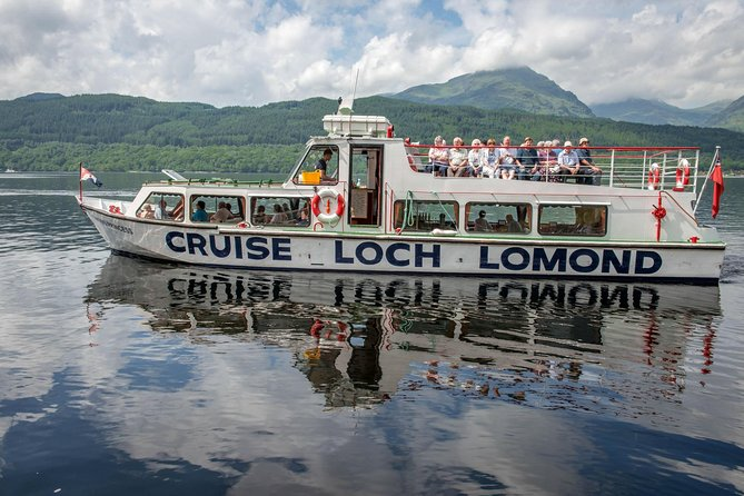 Enjoy a leisurely 90 minute circular cruise around the island jewels and explore the historic Lomond landscape – listen to live commentary on the marauding Vikings to feuding clans. Watch out for wildlife and a chance to see deer; osprey and even wallabies!