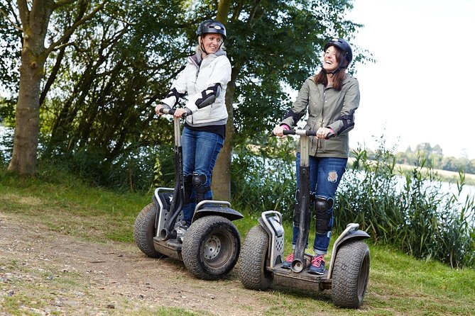 Take to one of our Segway's, these fun-filled machines provide you with a fun-filled experience, which is fantastic for people of all ages particularly as you control the speed of the Segway your own weigh, giving you a unique way of exploring our venue and tracks