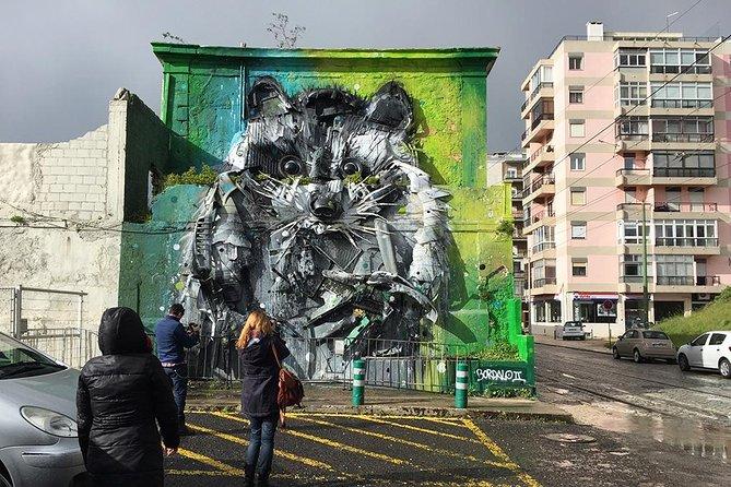 MÁS FOTOS, Recorrido sobre el arte callejero en Lisboa