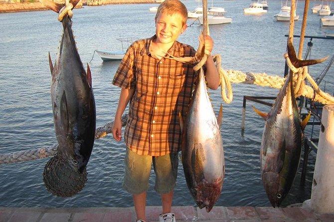 Excursión combinada de pesca en mar y en interior (privada), Mazatlan, MEXICO
