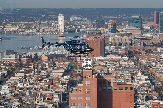 Experience the aerial beauty of downtown Baltimore as your journey through the skies. When you book, select a duration starting at 12-15 minutes up to 30-35 minutes and provide your desired departure time. This tour includes a pilot and can accommodate both small and large groups.