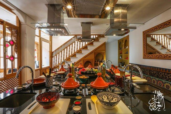 Talleres de cocina marroquí, Marrakech, Ciudad de Marruecos, MARRUECOS