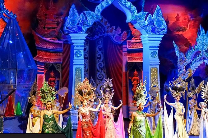Amazing Cabaret Shows in Pattaya Including 3-Course Fine Dining, Pattaya, Tailândia