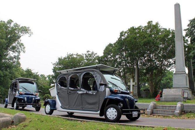 Hollywood Cemetery Electric Car Tour in Richmond, Richmond, VA, ESTADOS UNIDOS