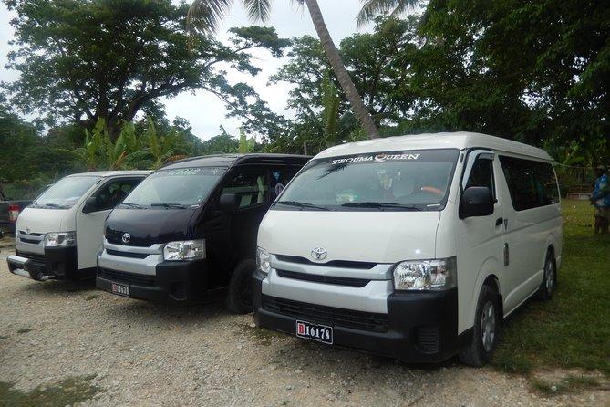 Private Airport Transfer: Hotel to Port Vila International Airport, Port Vila, VANUATU