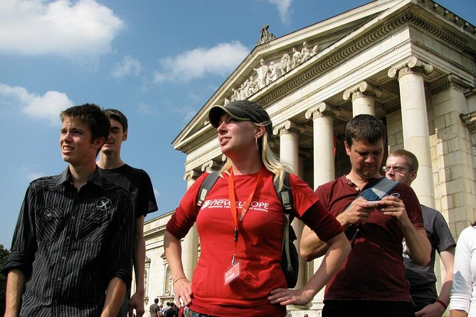 Excursão de 3 horas a pé por Munique sobre a história do Terceiro Reich, Munique, Alemanha