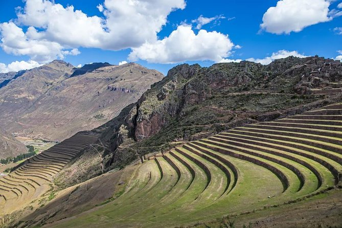 Private Ollantaytambo, Pisac Ruins Tour with Farm Visit, Gourmet Picnic Lunch, Cusco, PERU