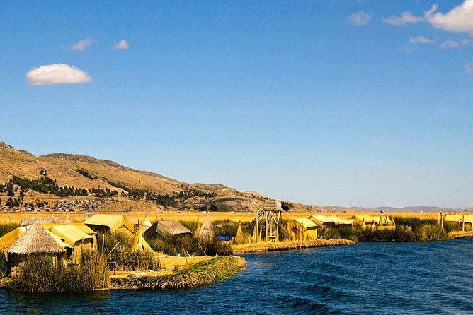 Discover the islands on Lake Titicaca on this 2-day tour from Puno. Visit the Uros floating islands and Taquile Island, and spend the night at a homestay on Amantani Island, where you learn about the customs and traditions of the local people.