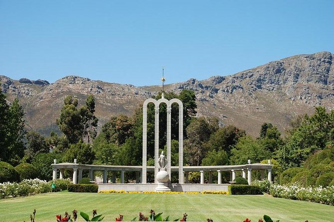 This 3-hour Franschhoek Culture Tour will show you the diversity of this beautiful valley. Visitors will share with the community their heritage. The route shows the rich cultural history of the Franschhoek Wine Valley. Enjoy your private tour for up to 12 guests.