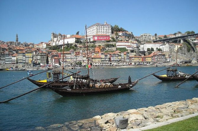 MÁS FOTOS, Private Porto from Lisbon with Portuguese lunch and Porto wine tasting