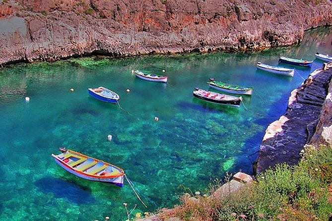 MÁS FOTOS, Blue Grotto and Marsaxlokk Half-Day Tour from Valletta