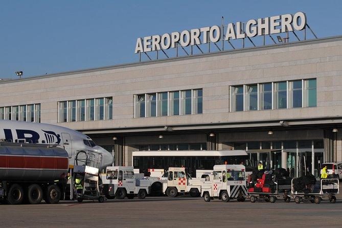 Private Departure Transfer to Alghero Fertilia Airport, ,