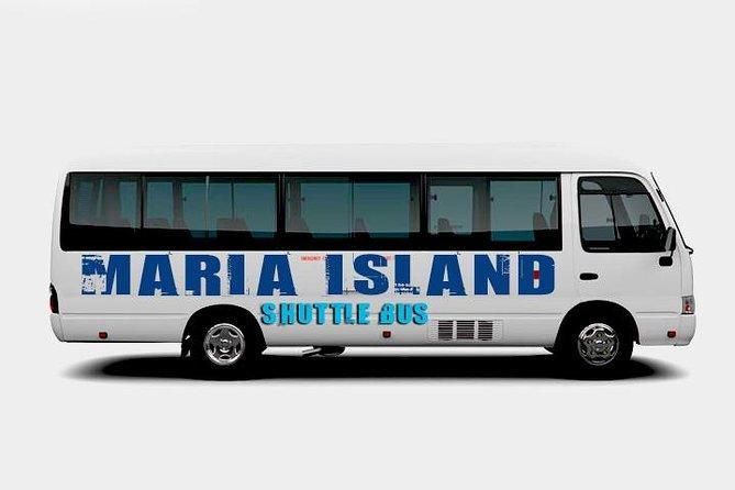 MÁS FOTOS, Maria Island Shuttle Bus Hobart to Triabunna (Round Trip)