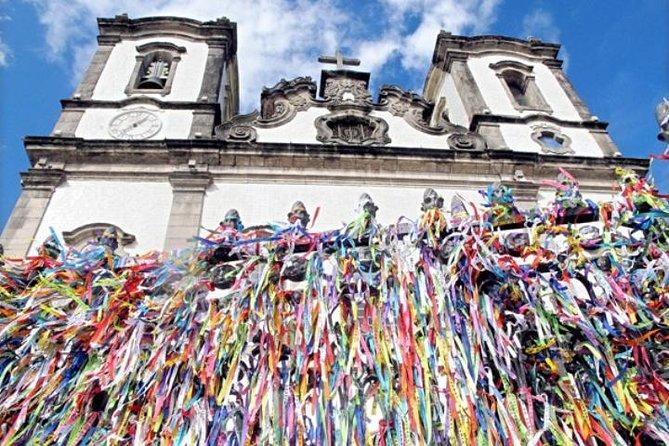 Recorrido panorámico por la ciudad de Salvador., Salvador de Bahia, BRASIL