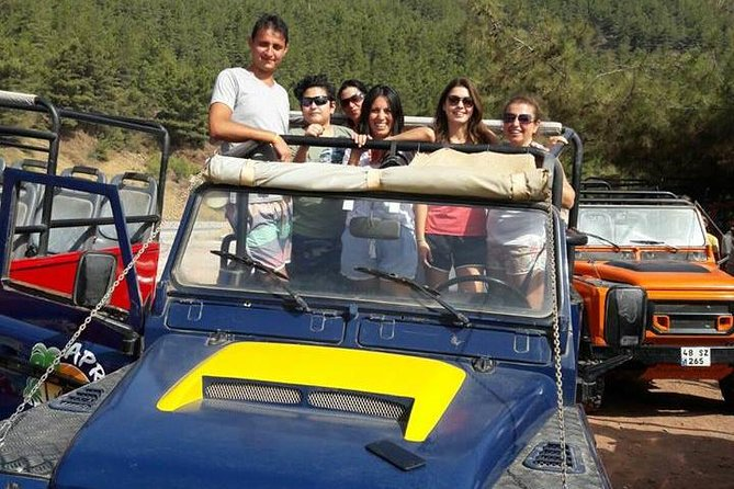 Marmaris Jeep Safari, Waterfall, Jesus Beach, Marmaris, Turkey