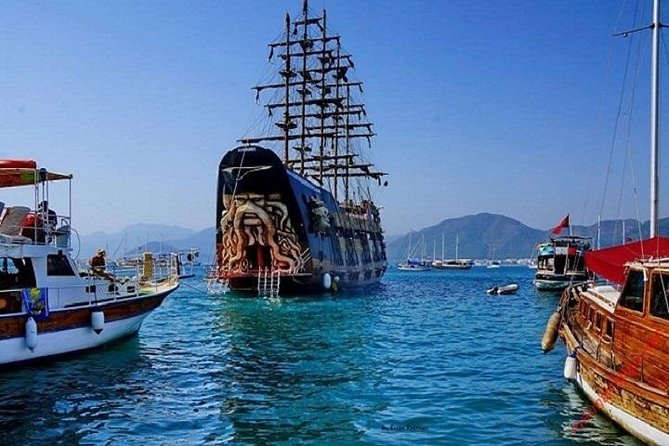 Marmaris Pirates Boat Trips, Marmaris, TURQUIA