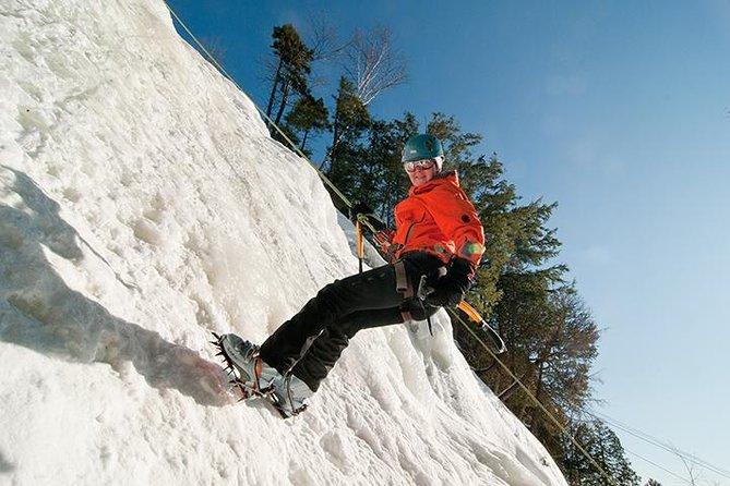MAIS FOTOS, Tremblant Ice Climbing School
