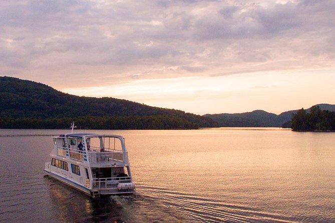 MAIS FOTOS, Mont-Tremblant Lake Cruise