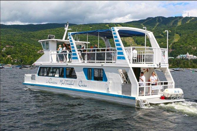 Mont-Tremblant Lake Cruise, Mont-Tremblant, CANADA