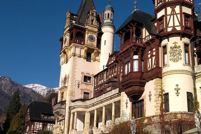 MÁS FOTOS, Private Tour from Brasov: Peles Castle, Bran Dracula Castle and Rasnov Fortress