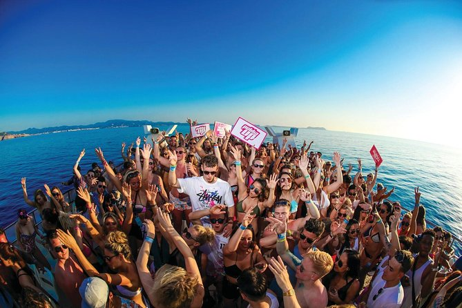 4-Day Ibiza Explorer Tour with Club Entrances and Party Boat Ticket, Ibiza, ESPAÑA