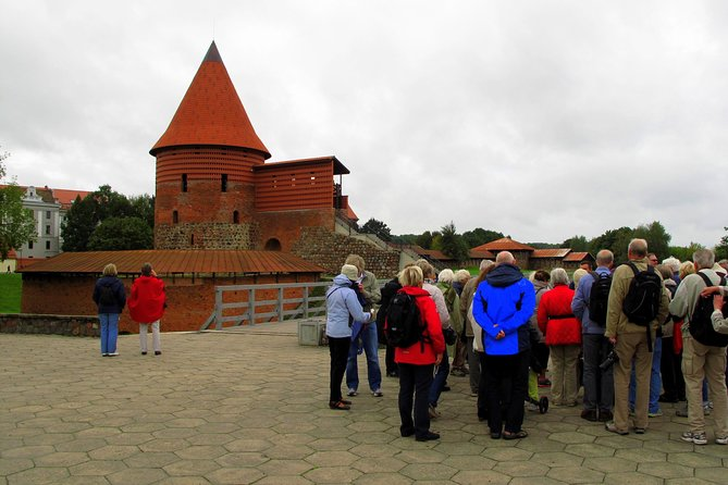 During this tour we will visit provisional capital of Lithuania- Kaunas. Kaunas was the capital of Lithuania between two world wars. Now it is second largest city in Lithuania. <br><br>You will visit old town of Kaunas, remains of the castle, several churches, old president palace. Panoramic view of the city you will reach by old funicular. <br><br>Its possible to visit the Devils museum or Pazaislis monastery.<br>I provide this tour from Vilnius with pickup and drop off to your hotel. If you stay in Kaunas, i can meet you in your hotel in Kaunas.<br><br>Lunch and entrance tickets are not included in the price.