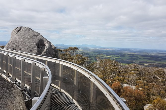Leave Albany behind for a 5-hour bus tour to Porongurup National Park. Savor local foods and wine tastings at a Ironwood Estate Wines. Visit the National Park to reach Castle Rock and exhilarating views from the Granite Skywalk.