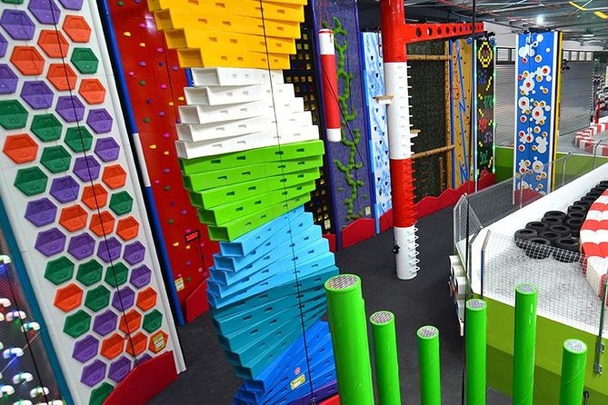 Game Over Combo Package: Go Kart Racing / Clip N Climb / Laser Tag, Gold Coast, AUSTRALIA