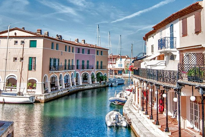 Saint-Tropez and Port Grimaud Full Day Tour from Nice, Niza, FRANCIA