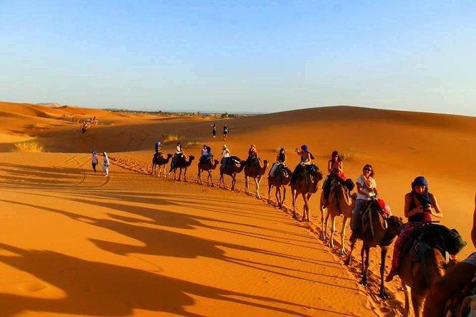 4 DAY TOUR FROM MARRAKECH TO CHEFCHAOUEN via Sahara desert, Marrakech, cidade de Marrocos, MARROCOS