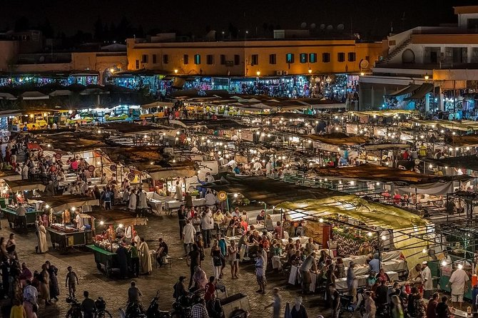 Private day Trip from Rabat to explore best of Marrakech, Rabat, Morocco