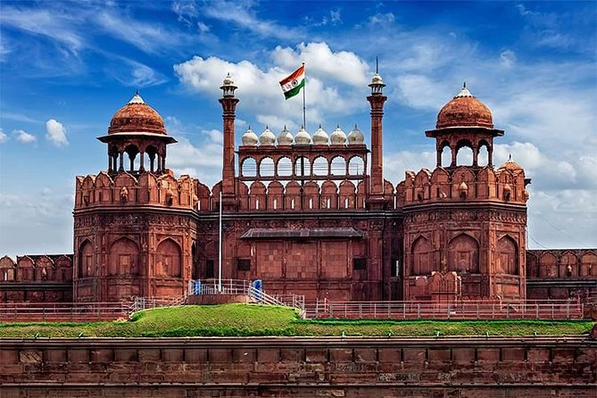 Relish the historically rich Delhi, old and new, on this private 9-hour tour. Experience India's capital city in an air-conditioned car, with your government-approved guide. Visit Humayun Tomb, Qutub Minar, the President House, the India Gate, Parliament Street, Lotus Temple, Red Fort, Jama Masjid and more.