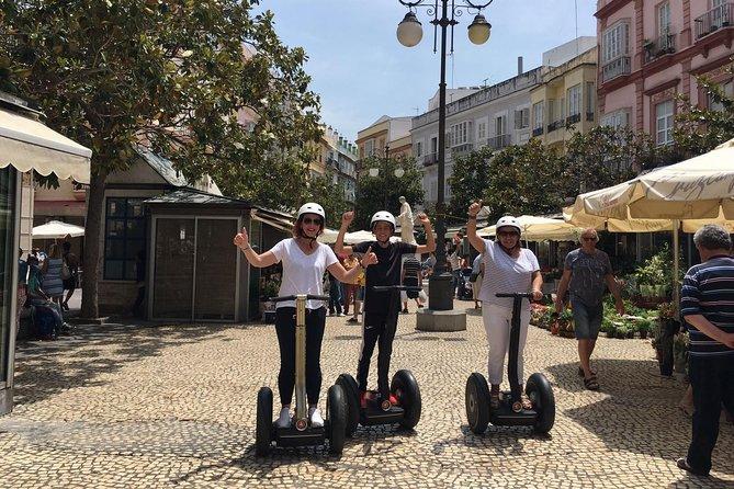 Recorrido en segway premium por Cádiz (2 horas), Cadiz, ESPAÑA