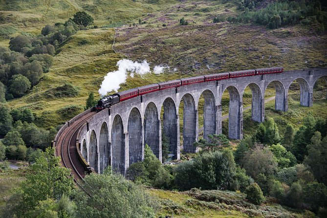 Would you like to visit the Glenfinnan Viaduct, the famous bridge crossed by the Hogwarts Express steam train in the Harry Potter movies? Would you like to take in beautiful views of Ben Nevis, the highest peak in the UK?<br><br>Why not take a trip into the absolutely stunning Lochaber region in the West Highlands of Scotland and see the Great Glen all in the comfort of one of our 8-seater vehicles?
