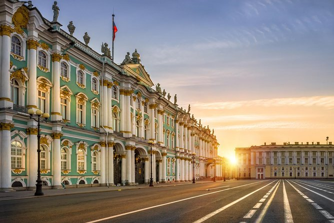 The tour is a 2-day program that offers two full days in St. Petersburg and includes 6 museum visits (each of them features a guided tour), a very popular Hydrofoil ride across The Gulf of Finland, Canal Boat Ride, a Subway Tour, as well as lunch, allowing you the ability to relax and not worry about anything. <br><br>This tour is the easiest way to see St. Petersburg; with no effort. In this city you need someone who speaks the language and can interact with locals, you need VISA Paperwork done and everything that is worth visiting you have to book in advance. This tour takes care of obtaining your Russian VISA (only for Cruise or Ferry Passengers) and admission tickets. The maximum group size of this tour is 14 people.