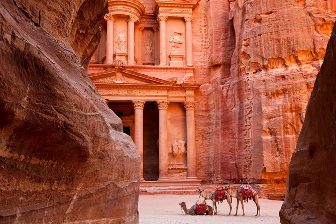 Private Day Trip to Petra from Amman, Petra, JORDANIA