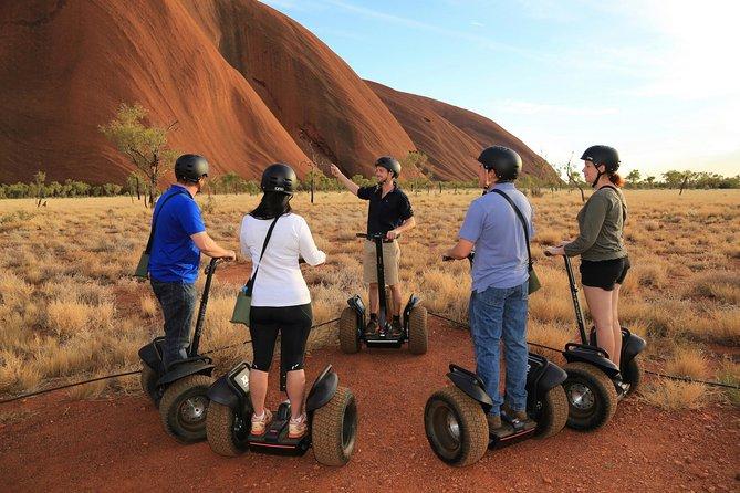 Uluru en Segway con trayecto a Uluru en vehículo propio, Ayers Rock, AUSTRALIA